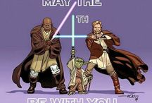 may the 4 be with you