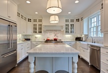 Kitchens / by Pam Spartis