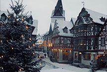 Winter wonderland / ❄
