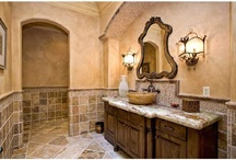 Masterbath room