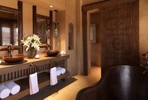 BAGNODESIGN @Anantara Sir Bani Yas Al Sahel Villa Resort / BAGNODESIGN played a key role in supplying the bathroom spaces of the luxurious villas within the Anantara Sir Bani Yas Al Sahel Resort. Located in the Arabian wild-life park of Sir Bani Yas Island, Abu Dhabi, this one-of-a-kind resort overlooks a beautiful natural landscape with rare views of magnificent wild-life. #bagnodesign #bagno #design #anantara #wildlife #resort