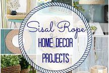 DIY - Sisal Hope
