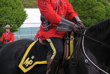 Royal Canadian Mounted Police / Police in Canada  / by Joyce Stolte