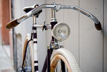 Bikes / Two wheels - with or without enginge, doesnt matter, because all you need are two wheels =)