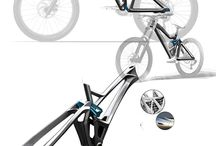 bike design / design and engineering merged into cycling