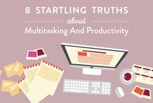 Productivity For Wedding Professionals / Make more of your time and get more done in less time by improving your productivity in your wedding business.