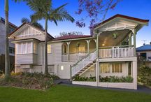 114 Henderson St, Bulimba / Built in 1920 and sitting high on a hill in Henderson, this home proved very popular with young professional couples, ultimately selling for $1,075,000. One of my favourite homes.