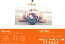 Classes and event / check out our timetable for yoga classes, workshops and upcoming activities