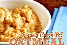 Crockpot Breakfast / by Karen Jasper