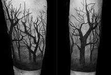 Tattoo floresta