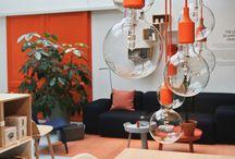 Inspiration - Suspensions E27 Muuto / La suspention E27 de Mattias Ståhlbom pour Muuto est un des best sellers de la marque.  Elle peut s'utiliser seule, par paire, en enfilade ou en grappe pour créer une ambiance scandinave moderne. Regardez plutôt !
