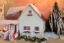 Natale al ristorante Ocaro / Ambientazioni invernali