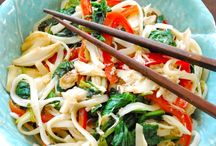 Roundup Post: Asian Noodle Recipes