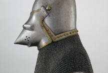 Bascinet helmets (Only historically accurate)