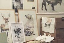 Faunascapes Art Markets