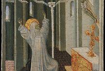 św. Katarzyna Sienneńska/ st. Catherine of Sienna