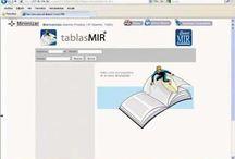 Nuestras herramientas informáticas / Conjunto de herramientas multimedia  de mirasturias que te ayudarán en tu preparación del MIR