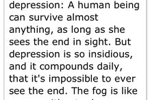 #depression / by s. m.