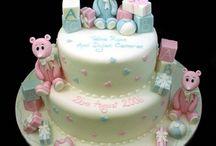 Ollie & Amy cake