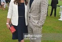 Henry Cavilll & Lucy Cork