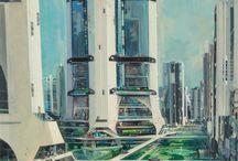 Atompunk Architecture