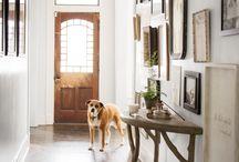 Foyer & Hallway Decor