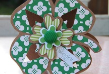 Cards (St. Patrick's Day) / by Vickie Tagatz