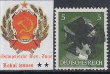 Interesting stamps - Francobolli interessanti