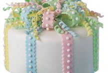 Decorated cake ideas / by Susan Penrod