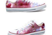 Custom Converse Chucks