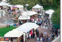Art Festivals and Shows