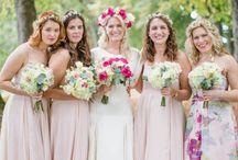 {BRIDAL} An English Country Garden Wedding / by Belle & Bunty