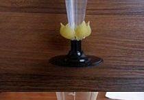 Copas decoradas con pasta