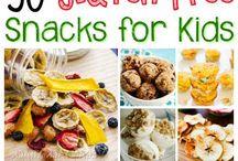 Lunch box gluten free
