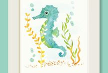 Seahorse loves / by Serena Williams