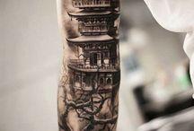 Tattoo's :3
