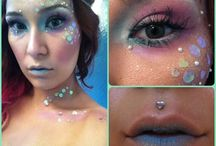FX Makeup / Make up that is not for day to day beauty. / by Whitney Delaney