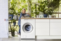 ASKO Family Size Laundry- Washers and Dryers / Get something extra! The high-efficiency, high-performance UltraCare™ Family Size Laundry cleans better than virtually every washing machine on the planet and does so while using less electricity, less water, and less detergent.  / by ASKO North America