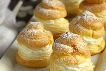 choux pastries