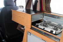 Sprinter Comptoir/cooktop