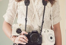 Behind the Camera / by Jacqueline Griffin