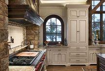 casa da sogno...cucina