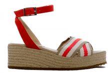 Rebajas en sandalias, esparto y más / Rebajas de la temporadas primavera/verano con #sandalias, #esparto, #bailarinas y mucho más