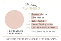 Wedding Infographics / Dos and Don'ts