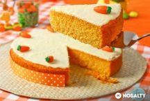 Édességek / Sütemények, krémek, pohárdesszertek, torták, kekszek