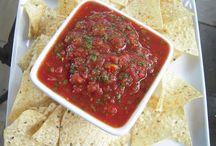 Mexiko kuchyně - vše možné