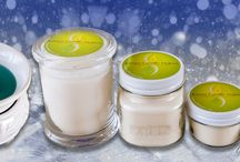 Holiday Celebration Soy Candle Collection