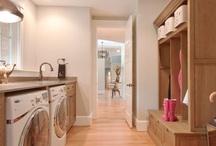 Laundry room / by Meagan Disney
