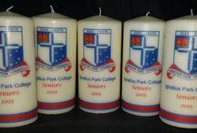 Graduation Candles