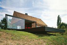 Eko budynki nowoczesne / Modern Eco buildings